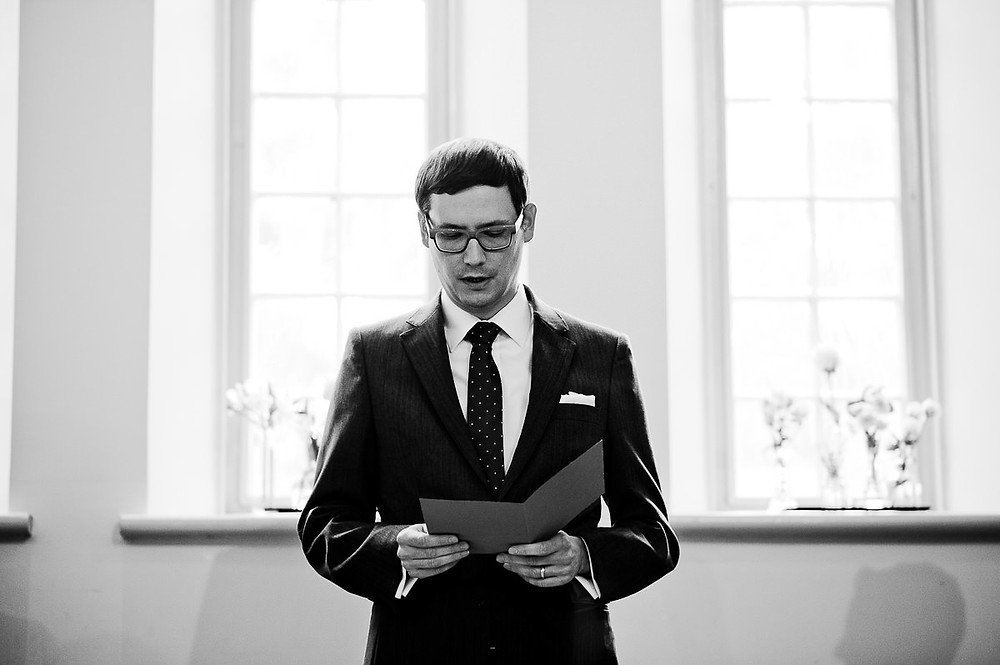 wedding ceremony speech