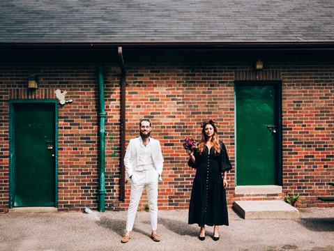 Adrianna & Alessandro's Mini Park Wedding | Revelstoke, British Columbia Wedding Photographer