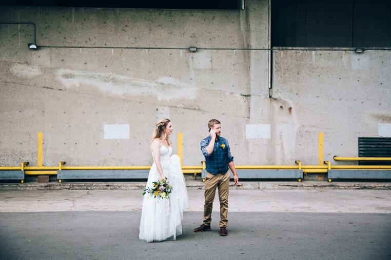 Toronto documentary wedding photographer Christine Love Hewitt