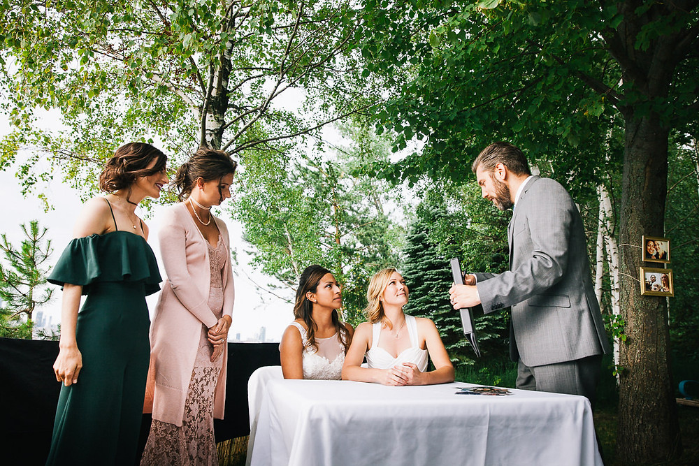 same sex wedding in canada