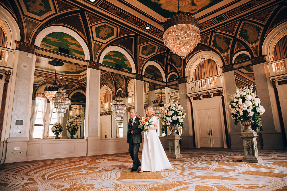 Toronto Royal York Wedding