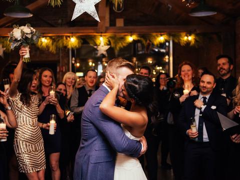Summer & Mike NYE Wedding Bash   Dundas, Ontario