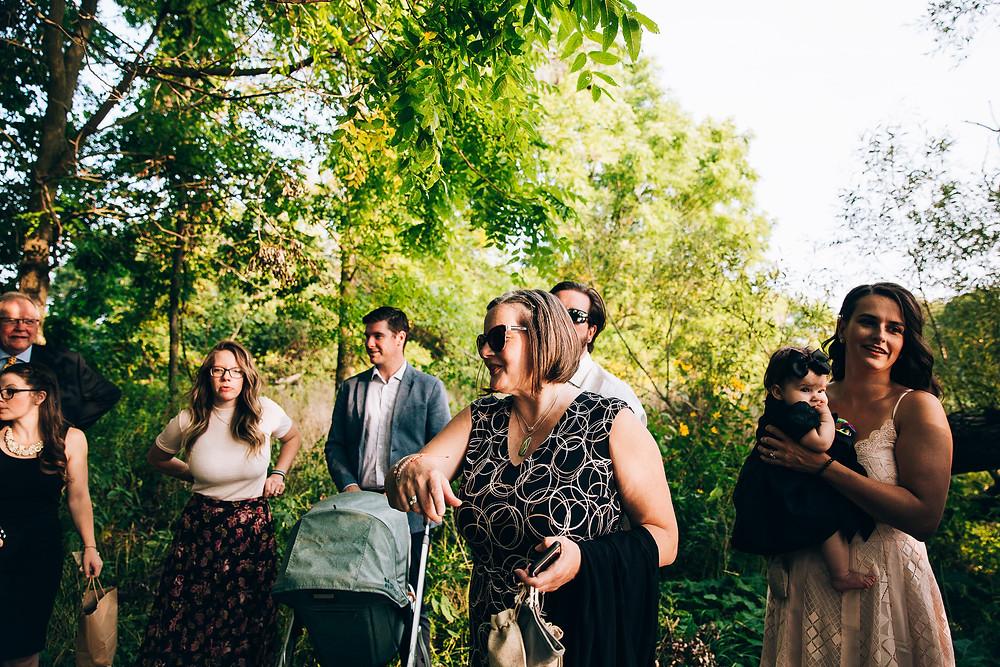 Outdoor Covid wedding Camridge