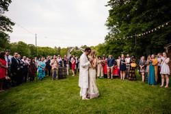 backyard wedding british columbia