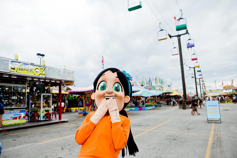 At the Western Fair