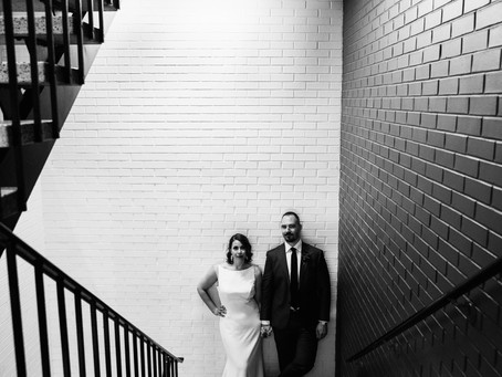 Lauren & Brett's Autumn Wedding | Oakville, Ontario