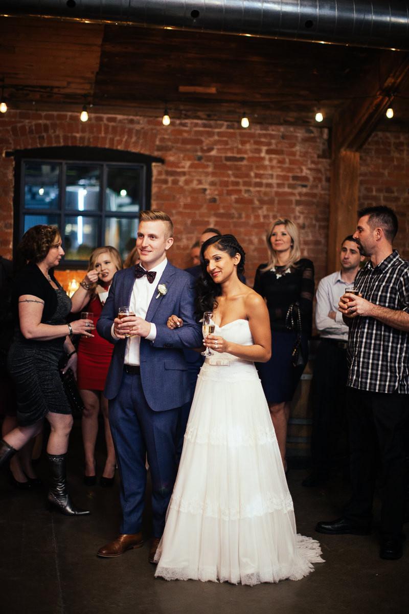 cool wedding photography Toronto