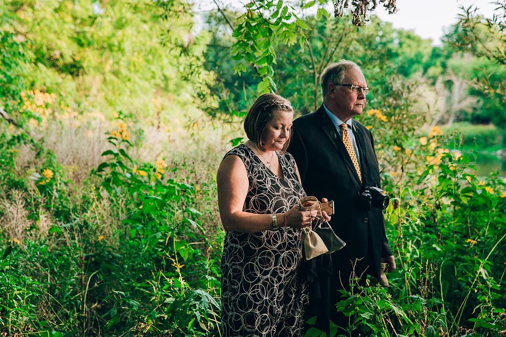 Outdoor wedding Cambidge