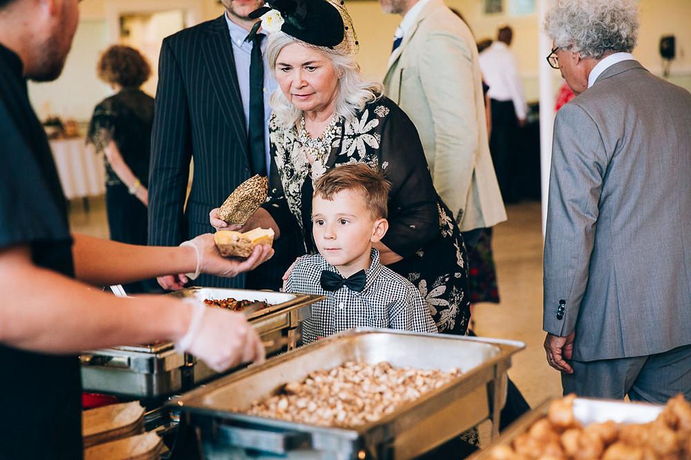 wedding food catering toronto