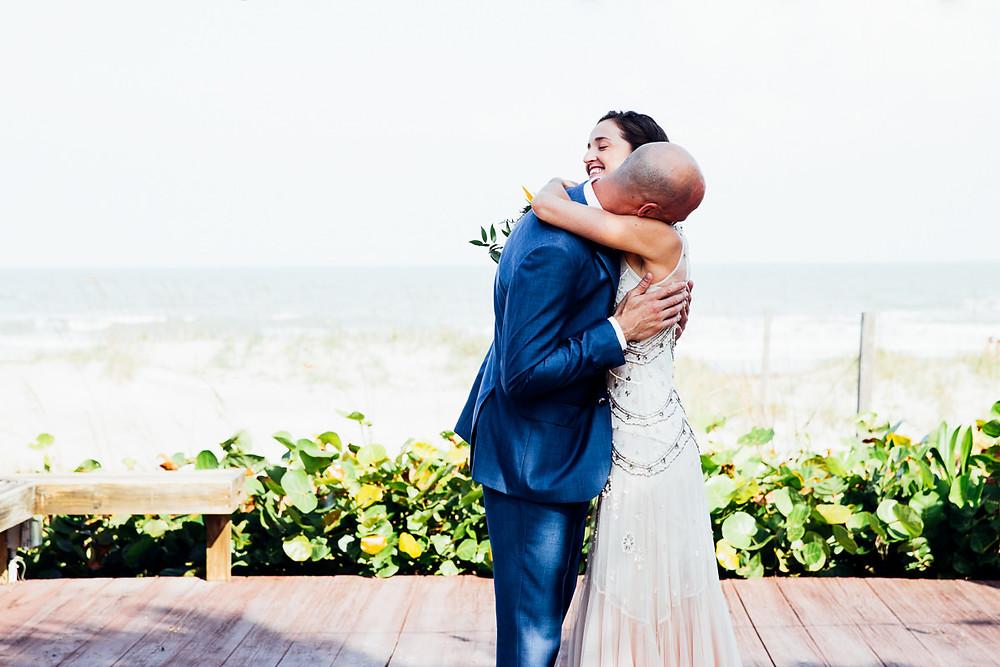 cocoa beach mariage