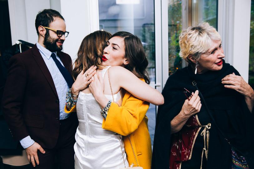 Hamilton documentary wedding photographer