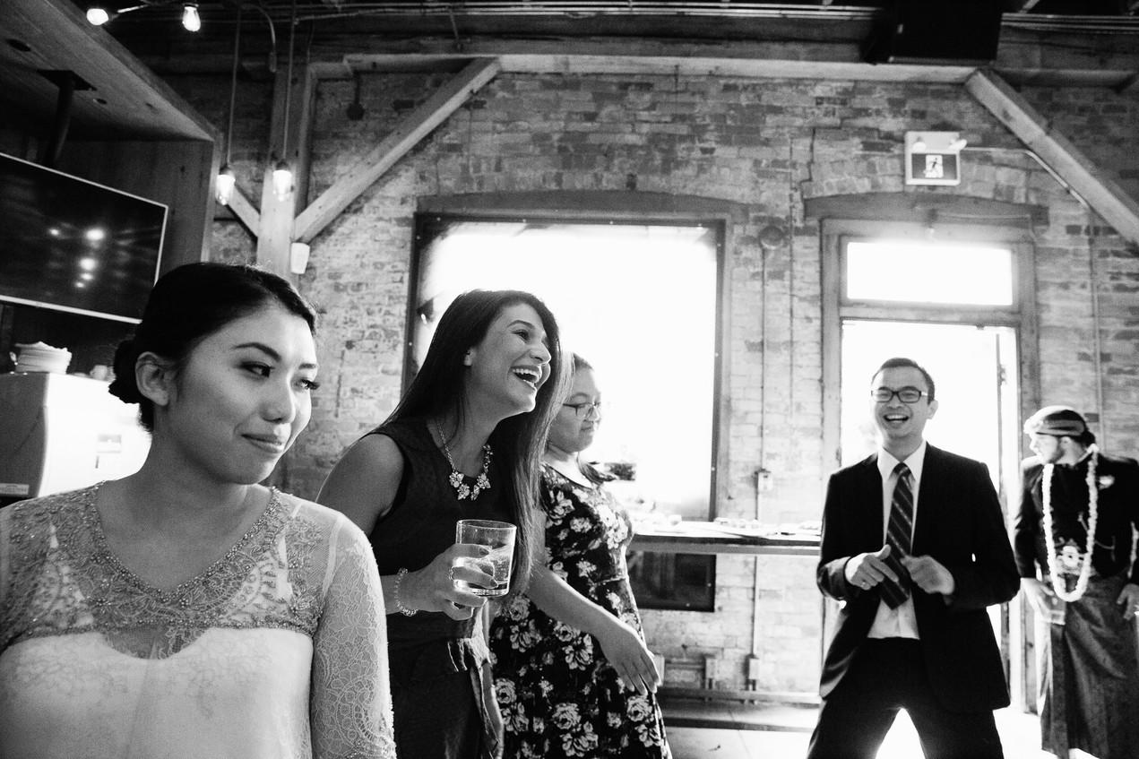 Archeo Toronto wedding