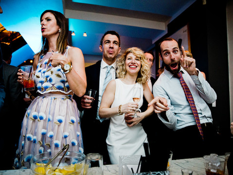 Laura & Dave's La Maquette Wedding   Toronto