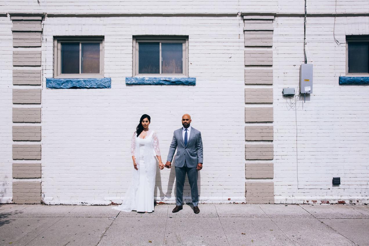 Toronto unique wedding photography