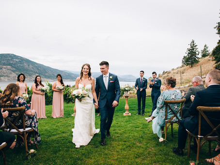 Karen & Todd's Okanagan Wedding | Poplar Grove Winery, Penticton, British Columbia