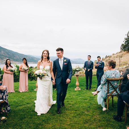 Karen & Todd's Okanagan Wedding   Poplar Grove Winery, Penticton, British Columbia
