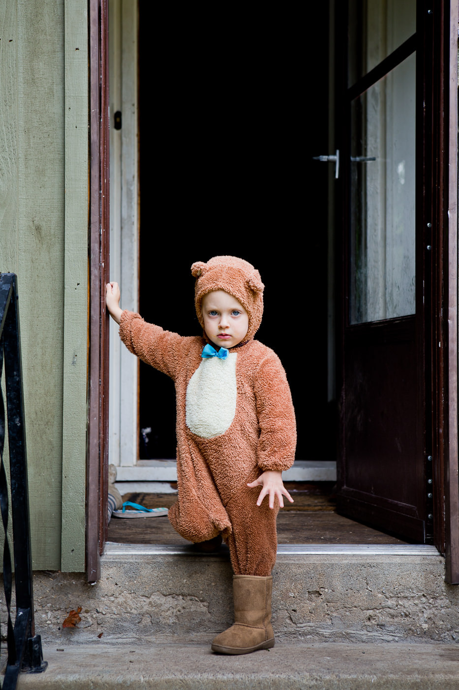 halloween costume child photography