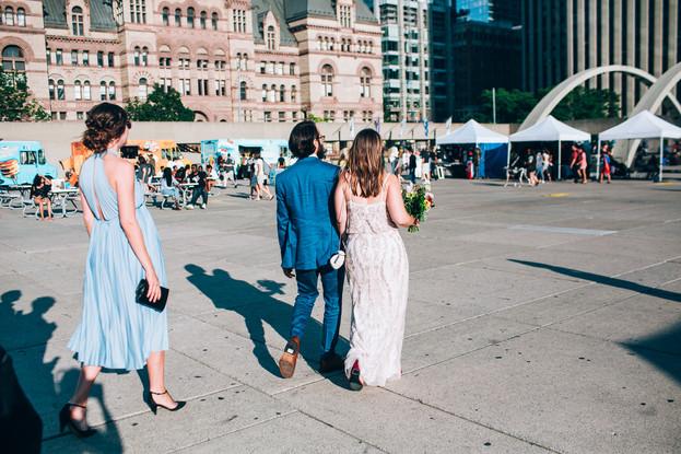 Nathan Philip Square wedding