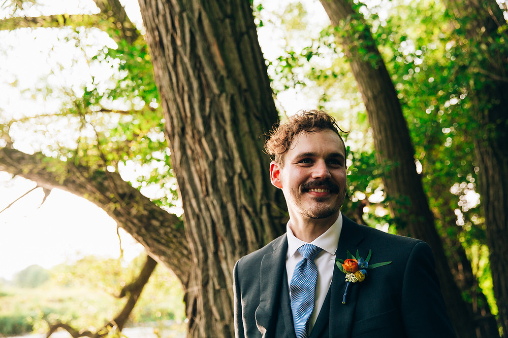 Cambridge Grand River Wedding