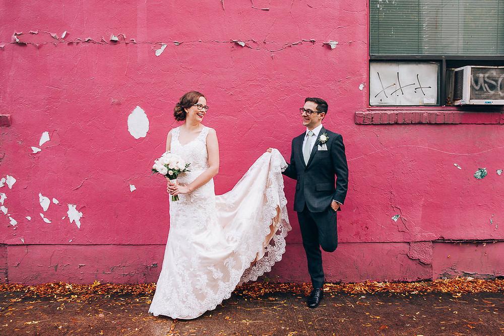 Ontario contemporary wedding photography