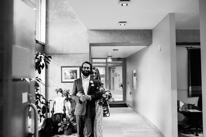 Toronto city hall documentary wedding Photographer