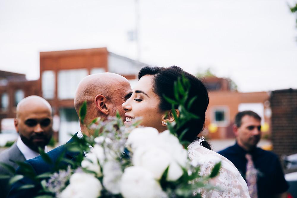 urban toronto wedding