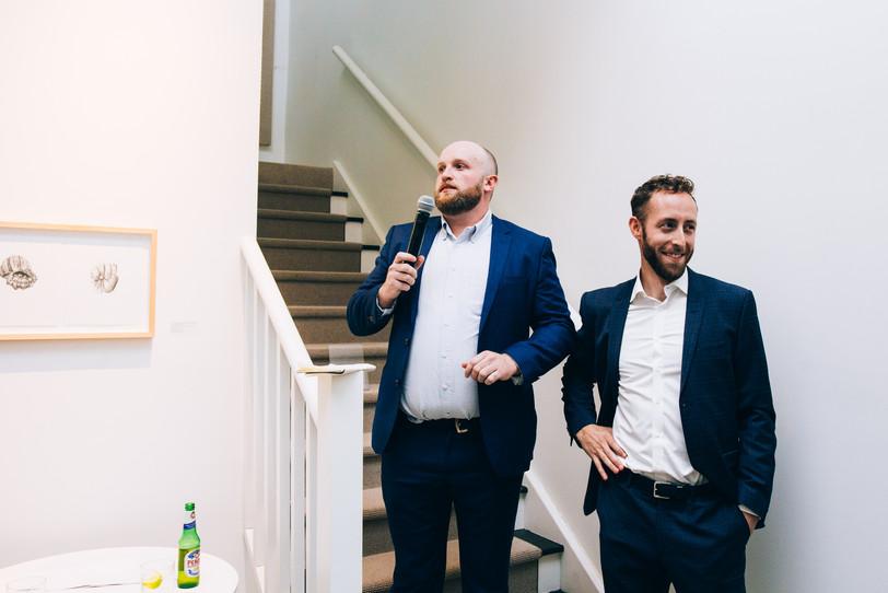 GTA unconventional wedding photographer