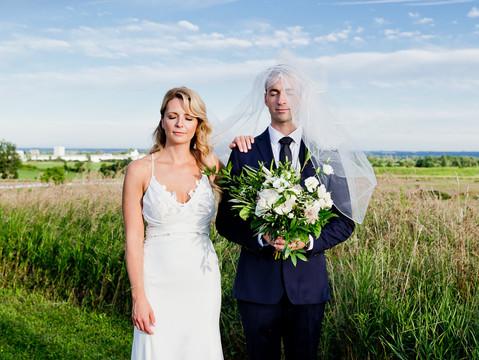 Kahla & Nick's Farm Wedding   Earth to Table   Flamborough Ontario