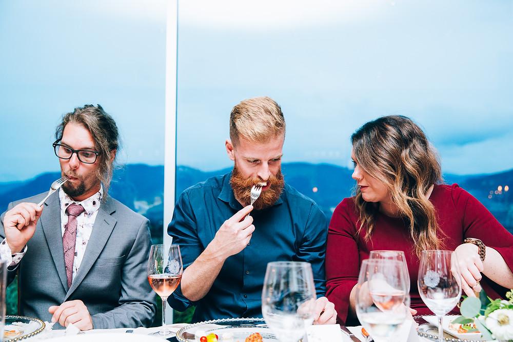Photojournalistic Toronto wedding photographer