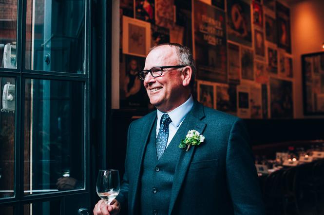 Le Select Bistro wedding