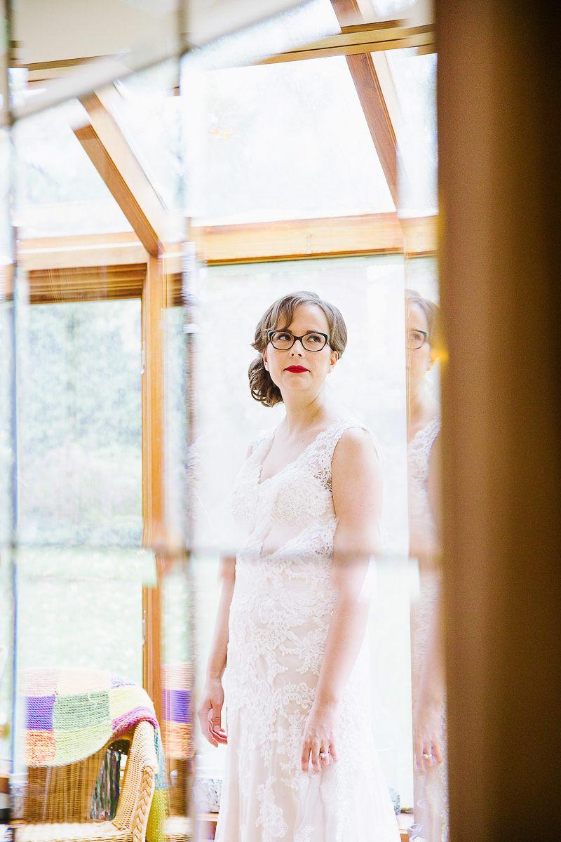 nontraditional wedding photography