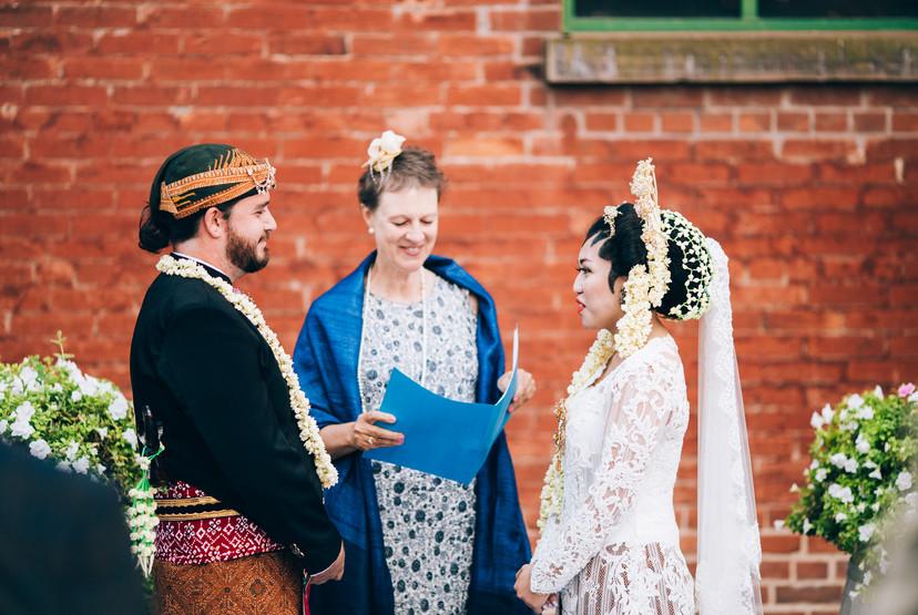 indonesian wedding cermeony Toronto
