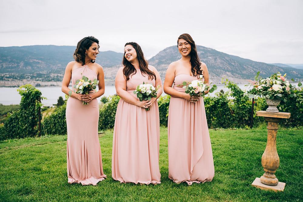 kelowna bridesmaids dresses