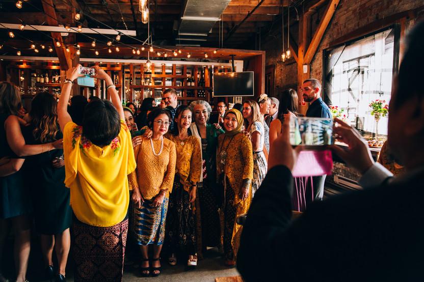 documentary wedding photographers Canada