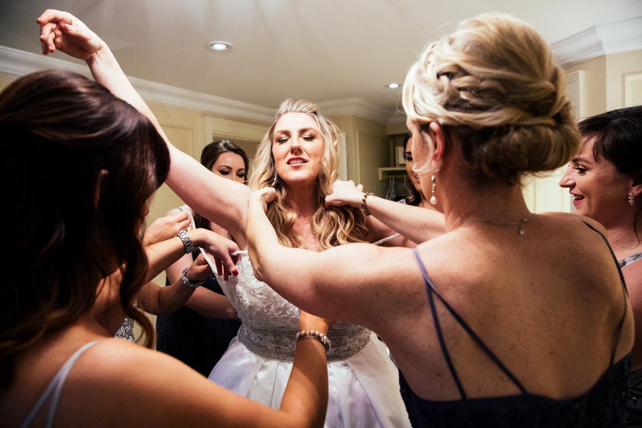 best documentary wedding photography Canada