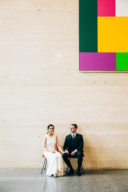 TD Tower Toronto Wedding