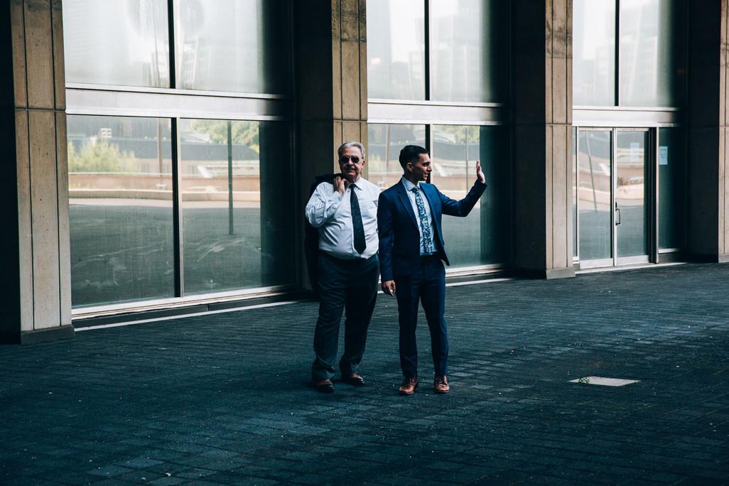 Documentary wedding photographr Toronto