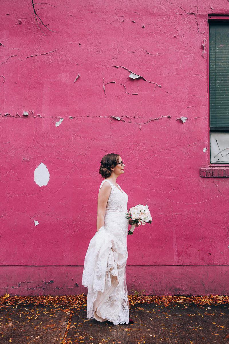 contemporary wedding portraiture