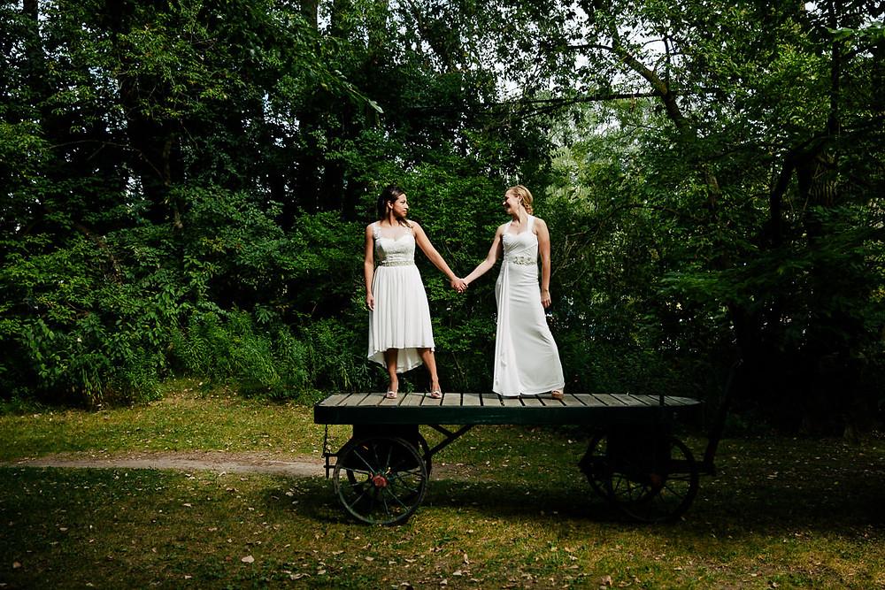 lesbian wedding toronto