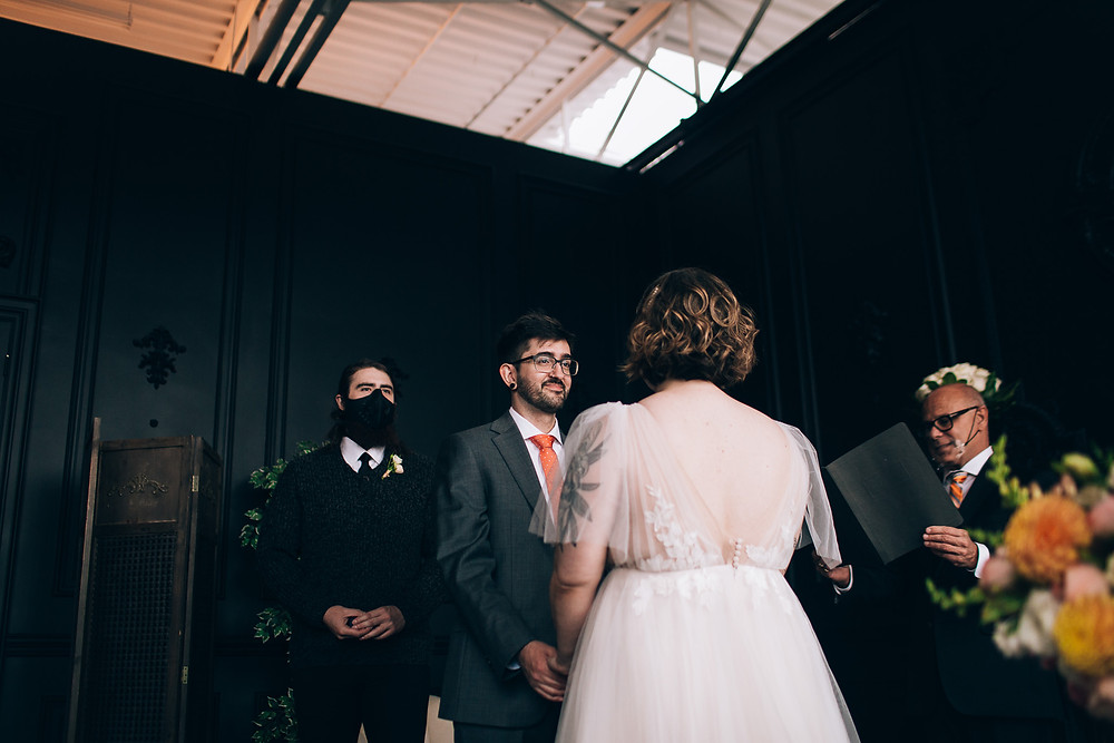 Covid Elopement wedding Toronto