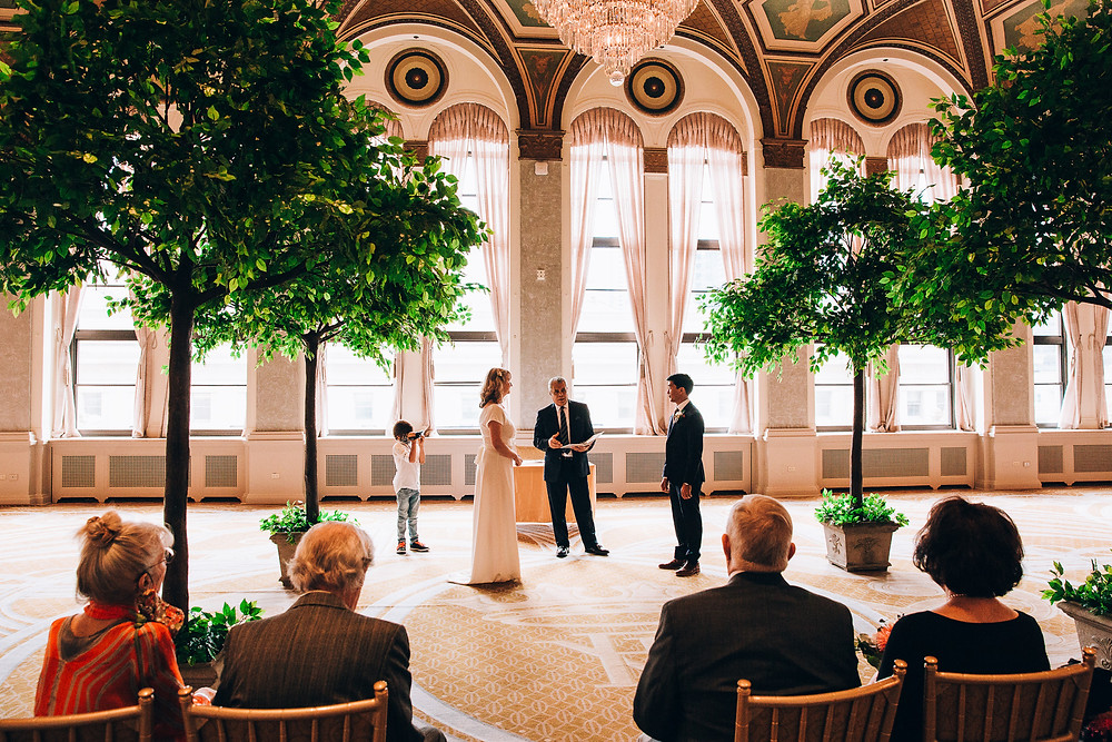 Toronto Intimate wedding