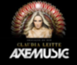 Dvd Axemusic Claudia Leitte