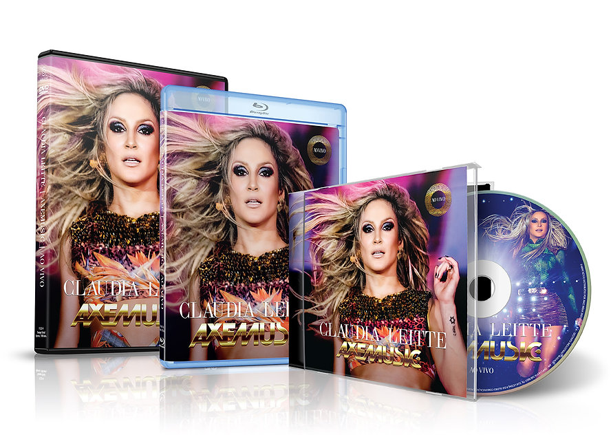 DVD Axemusic