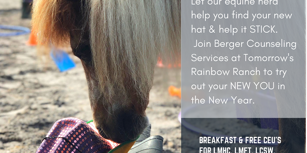 Breakfast At The Ranch: New Year - New You