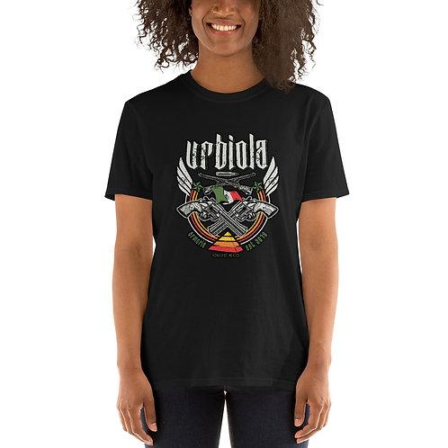 Camiseta básica Armería softstyle unisex | Gildan 64000