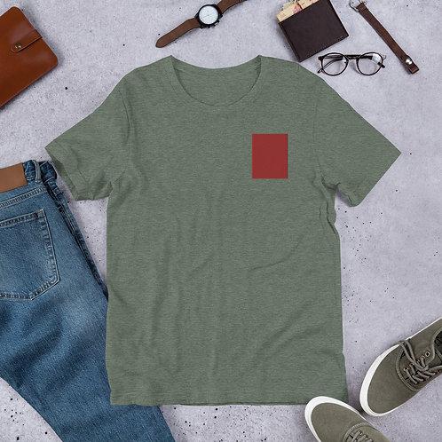 Eco Camiseta de manga corta unisex Trailer mx Bordado