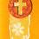 Thumbnail: Cross & circle handmade greeting card (assorted)
