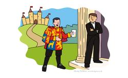 The King's invitation I