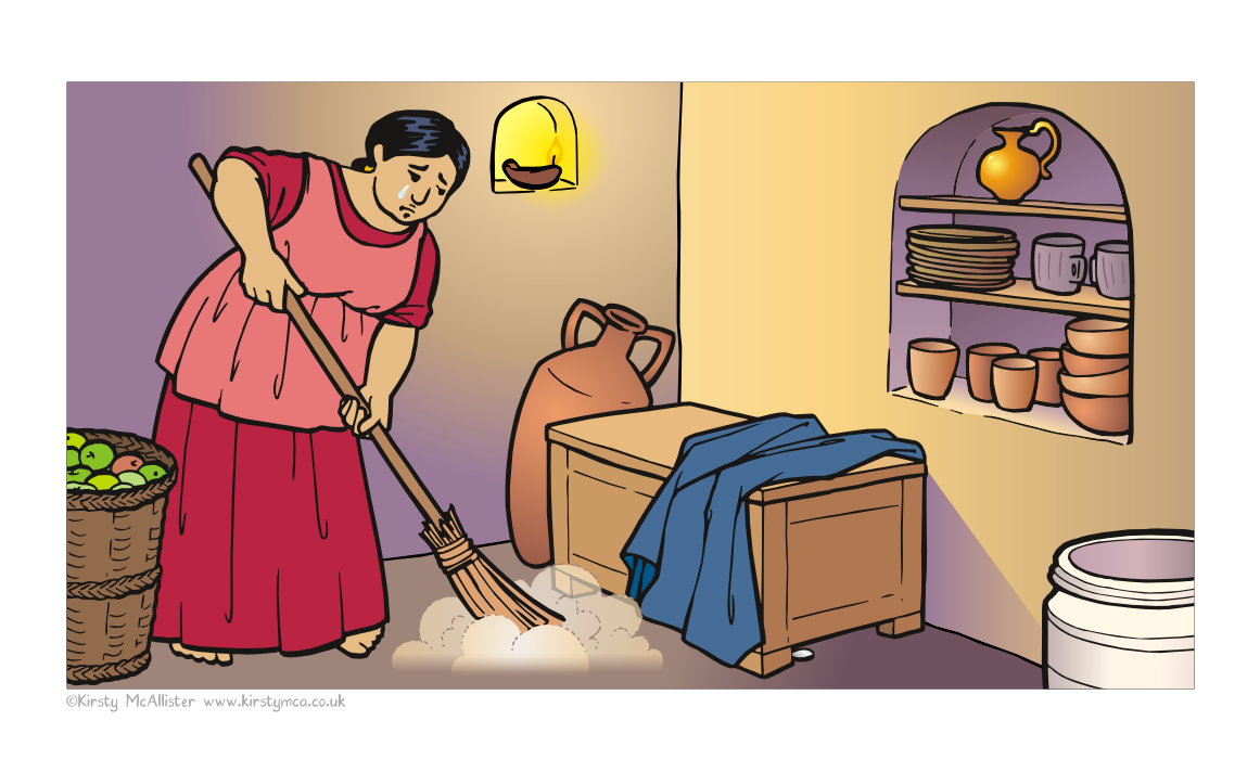 1st century kitchen