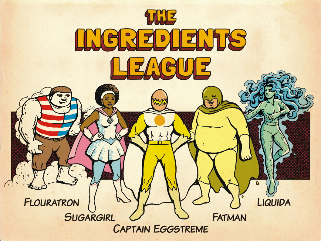 Ingredients League
